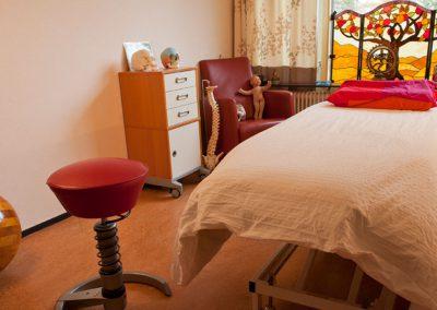 Een behandelkamer